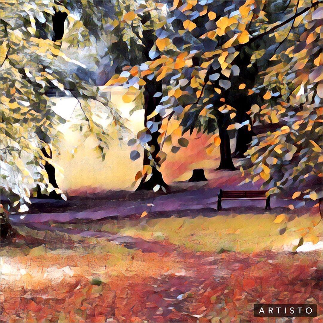 Autumn in the park by artisto Continue reading rarr