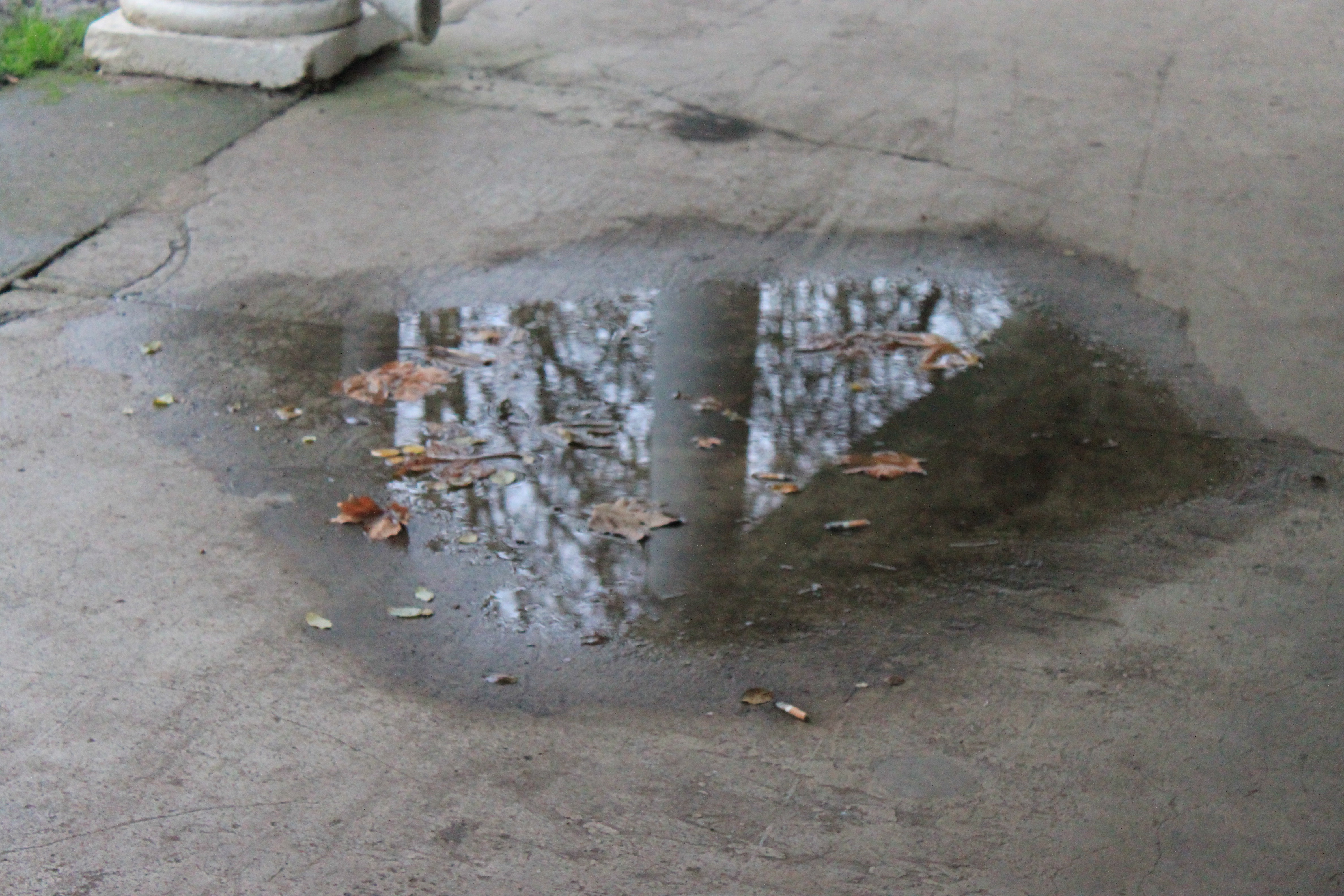 Item 6 A puddle